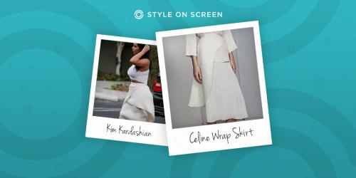 kim-kardashian-cream-wrap-skirt